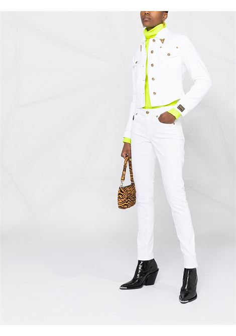 jeans bianco VERSACE JEANS COUTURE | Pantalone | A1.HWA0K5.60501003