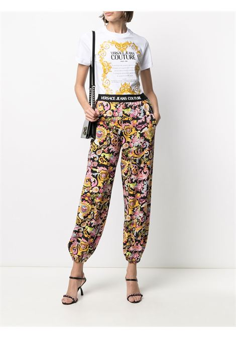 pantalone barocco VERSACE JEANS COUTURE | Pantalone | A1.HWA106.S0153899
