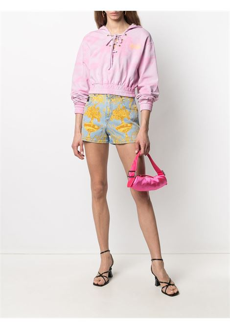 SHORTS STAMPA VERSAILLES VERSACE JEANS COUTURE | Shorts | A3.HWA10T.AR97W904