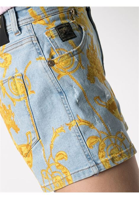 short barocco VERSACE JEANS COUTURE | Shorts | A3.HWA10T.AR97W904