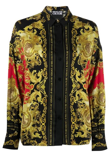 CAMICIA STAMPA VERSAILLES VERSACE JEANS COUTURE   Camicia   B0.HWA601.S0229N84