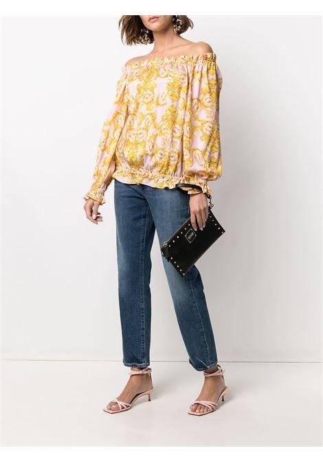 blusa barocco VERSACE JEANS COUTURE | Camicia | B0.HWA623.S0990402