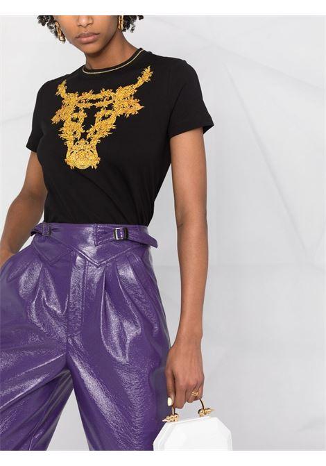 T-SHIRTSTAMPA TAURO VERSACE JEANS COUTURE   T-shirt   B2.HWA728.11620899