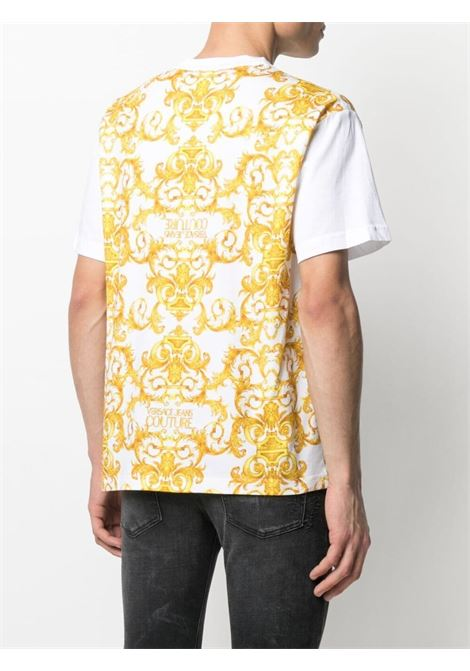 T-SHIRT STAMPA VERSACE JEANS COUTURE | T-shirt | B3.GWA7R1.S0155003
