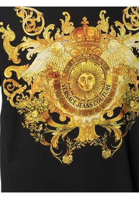 T-SHIRT STAMPA VERSACE JEANS COUTURE | T-shirt | B3.GWA7S1.S0274899