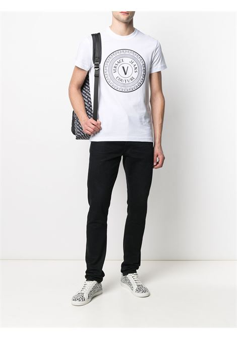T-SHIRT LOGO VERSACE JEANS COUTURE | T-shirt | B3.GWA7TD.30319003