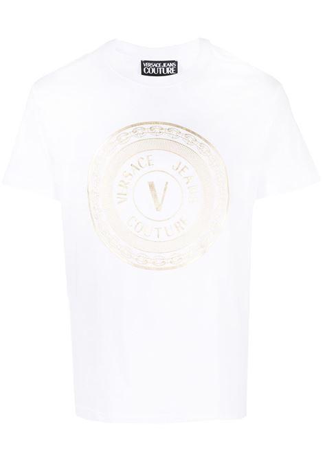 T-SHIRT STAMPA VERSACE JEANS COUTURE | T-shirt | B3.GWA7TE.30319K41