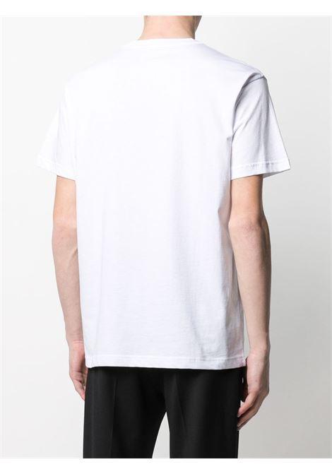 maglia bianca VERSACE JEANS COUTURE | Maglia | B3.GWA7TI.30319003
