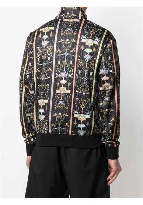 BOMBER STAMPA ALL OVER VERSACE JEANS COUTURE | Bomber | B7.GWA723.S0989899