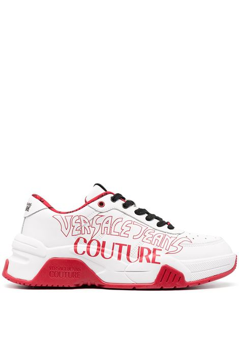 SNEAKERS ROSSA VERSACE JEANS COUTURE | Scarpe | E0.YWASF3.71958003