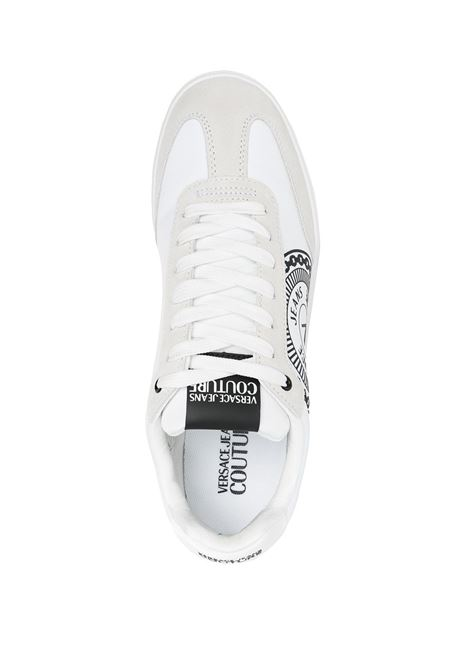 sneakers bianca VERSACE JEANS COUTURE | Scarpe | E0.YWASO2.71942003