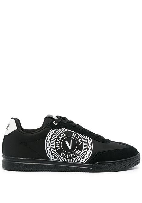 sneakers nera VERSACE JEANS COUTURE | Scarpe | E0.YWASO2.71942899