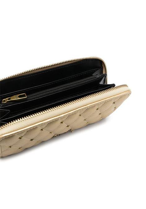 portafoglio oro VERSACE JEANS COUTURE | Portafogli | E3.VWAPQ1.71881901