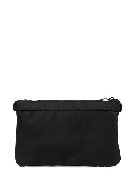 mini pochette nera VERSACE JEANS COUTURE | Portafogli | E3.YWAP10.71890899