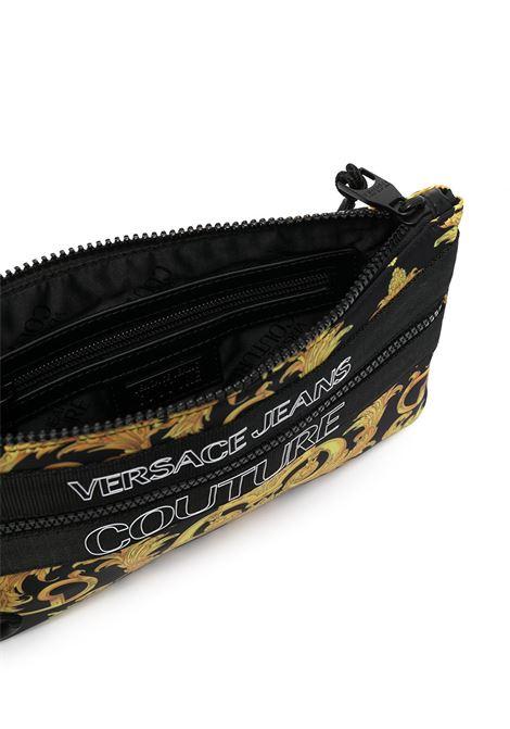 pochette barocco VERSACE JEANS COUTURE | Portafogli | E3.YWAPA2.71896M27