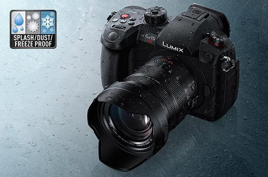 Details about Panasonic Lumix DC-GH5S Wi-Fi C4K HD Digital Camera Body Kit