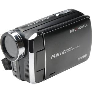 Bell howell dv30hd 1080p hd video camera camcorder kit for Cameta com