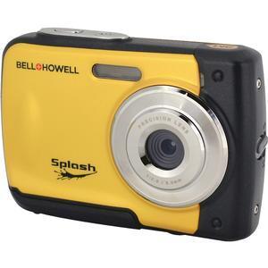 Bell & Howell Splash WP10 Shock & Waterproof Digital Camera (Yellow)