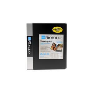 ITOYA ART Profolio 4x6 Storage/Display Book Portfolio