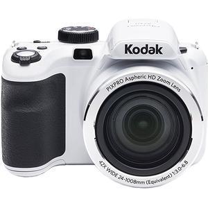 KODAK PIXPRO AZ421 Astro Zoom Digital Camera (White)