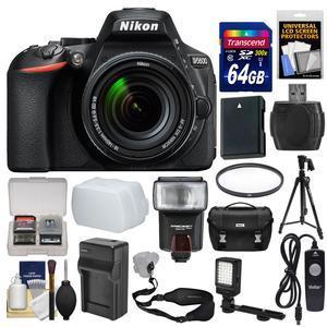 nikon d5600 hd wi fi digital slr camera 18 140mm vr dx af s lens kit ebay. Black Bedroom Furniture Sets. Home Design Ideas
