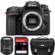 Nikon D7500 Wi-Fi 4K Digital SLR Camera with 18-300mm VR DX Lens, Case & 32GB Card