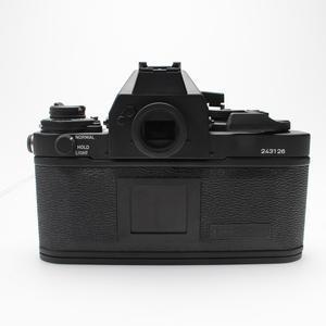 canon f1n manual focus 35mm slr camera body with body cap rh cameta com canon f1n repair manual Canon A-1