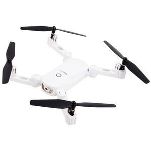 Vivitar DRC-X1 Wi-Fi HD Camera Foldable LED Quadcopter Drone (White)