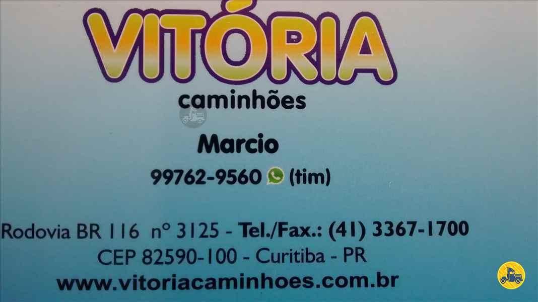 CASE 580M  2007/2007 Vitória Caminhões