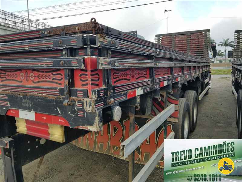 FORD CARGO 2429 500km 2015/2015 Trevo Caminhões - AGB