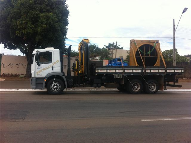 NR Caminhões e Guindastes
