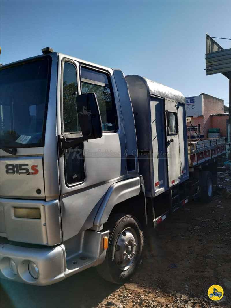 FORD CARGO 815 10km 2005/2005 NR Caminhões e Guindastes