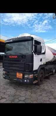SCANIA SCANIA 124 400 800000km 2003/2003 Capital Caminhões