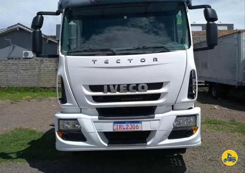 IVECO TECTOR 240E25  2010/2011 Imvel Implementos e Veículos