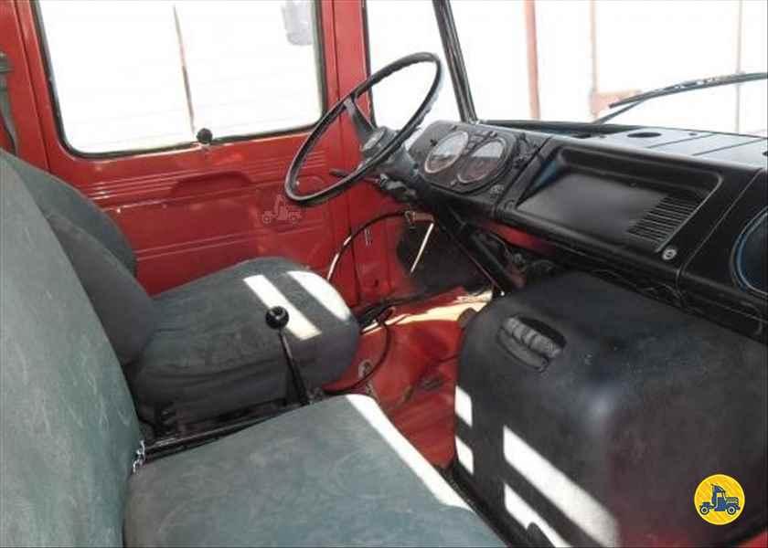 MERCEDES-BENZ MB 608  1981/1981 Imvel Implementos e Veículos