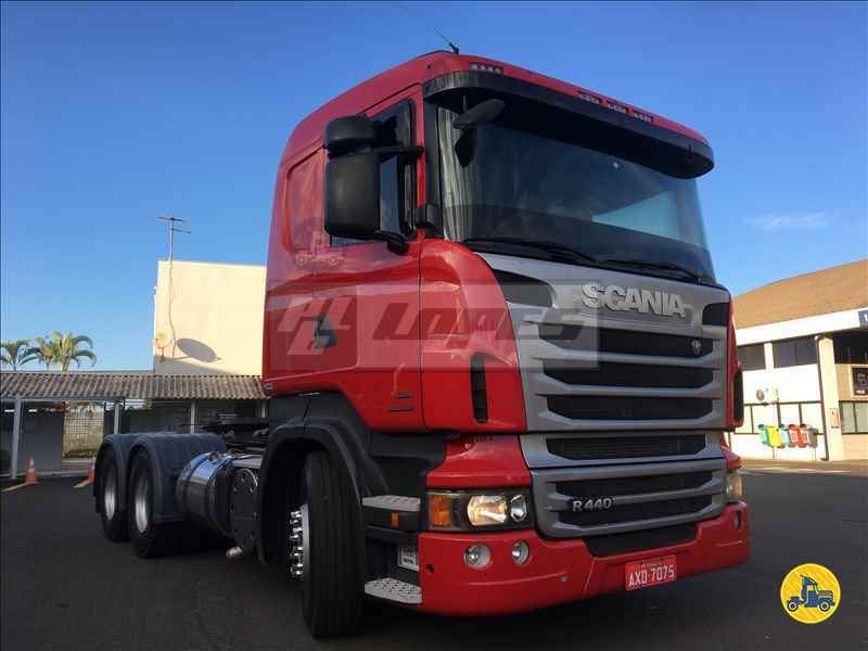 SCANIA SCANIA 440 964000km 2013/2013 P.B. Lopes - Scania