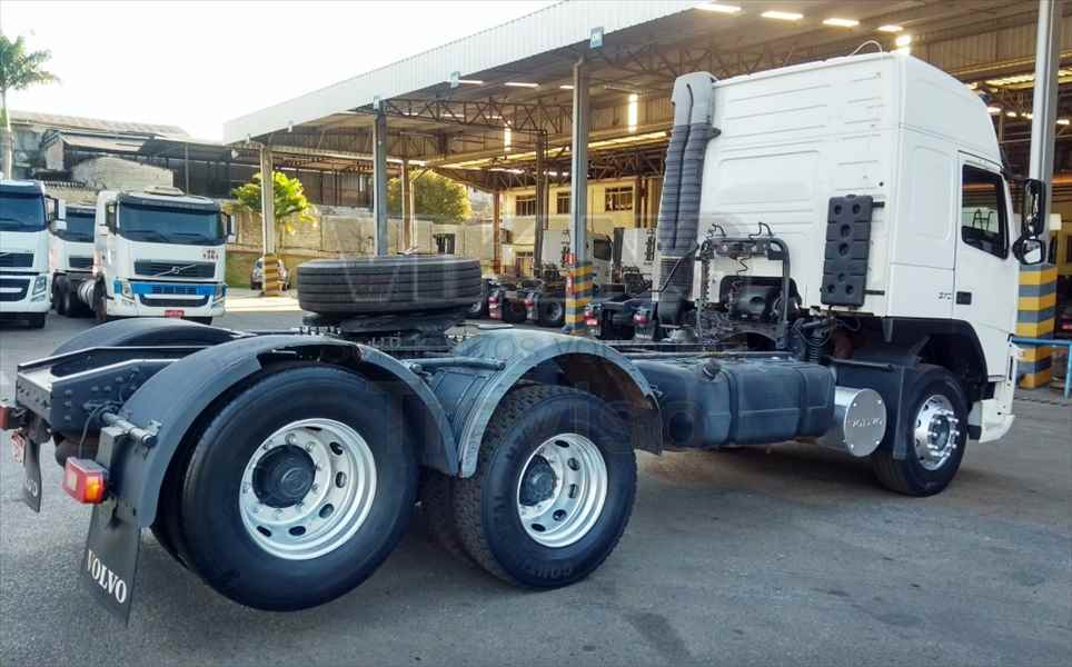 VOLVO VOLVO FM 370 700000km 2011/2011 Treviso Viking Center