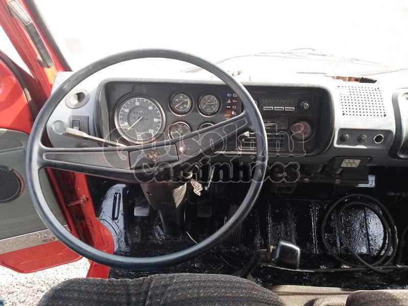 VOLKSWAGEN VW 790  1988/1988 Guisolphi Caminhões