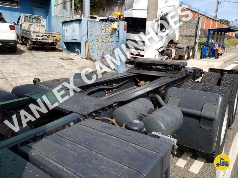 IVECO STRALIS 420 207000km 2008/2009 Vanlex Caminhões