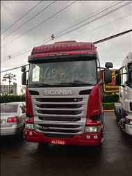 SCANIA SCANIA 440 570000km 2012/2012 Paranagua Cabines