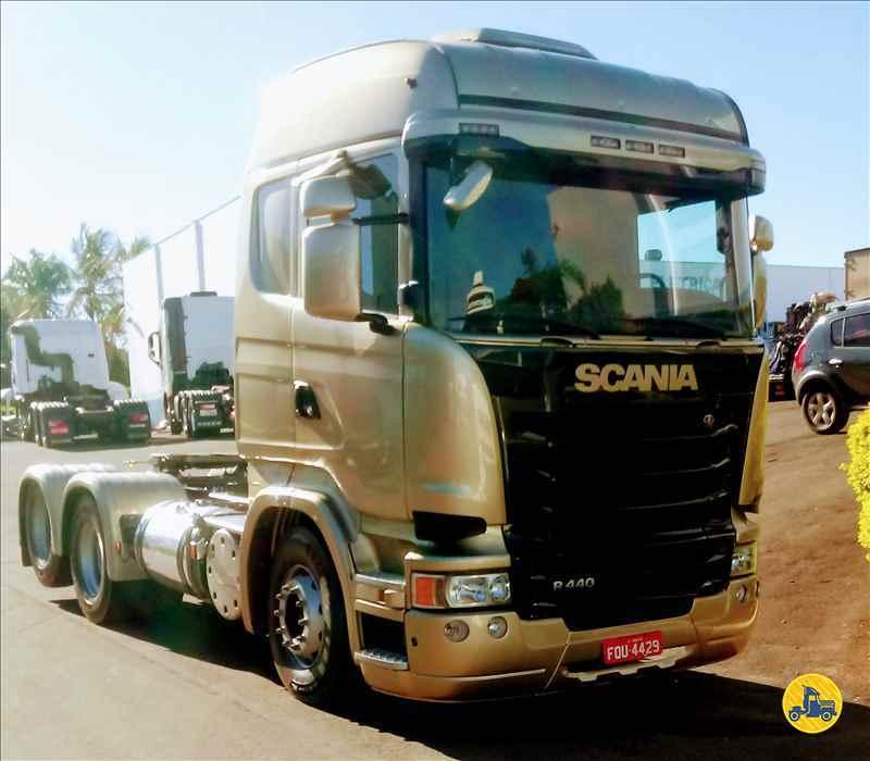 SCANIA SCANIA 440 32000km 2017/2018 Paranagua Cabines