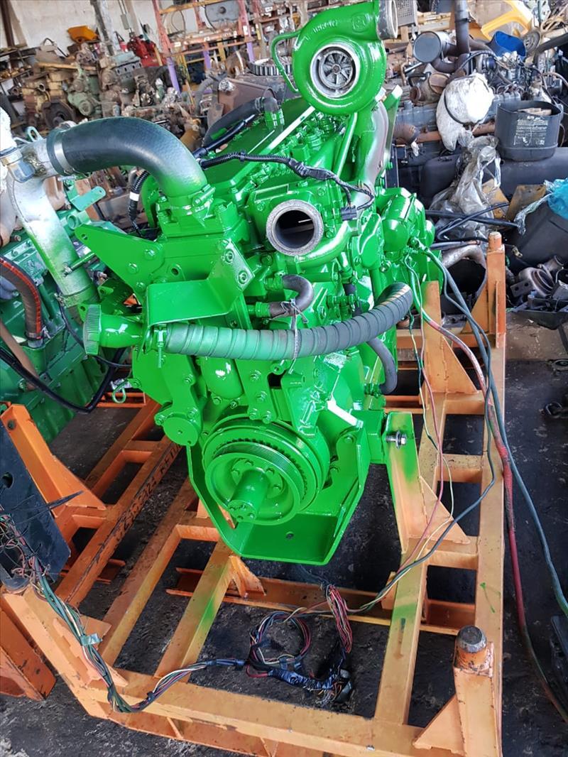 Motor John Deere 3520 9 litros