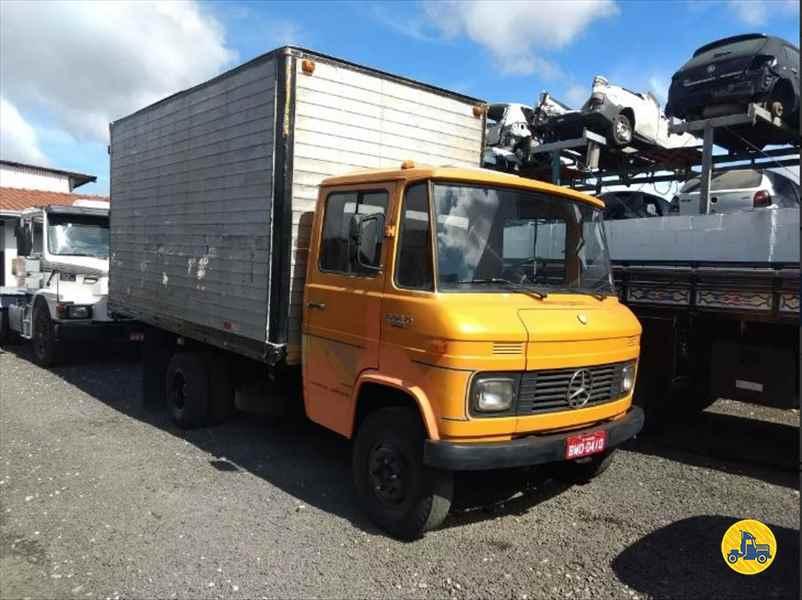 MERCEDES-BENZ MB 608  1982/1982 Moraes Caminhões