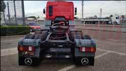 MERCEDES-BENZ MB 2540 539000km 2010/2011 2 Japão Caminhões e Carretas