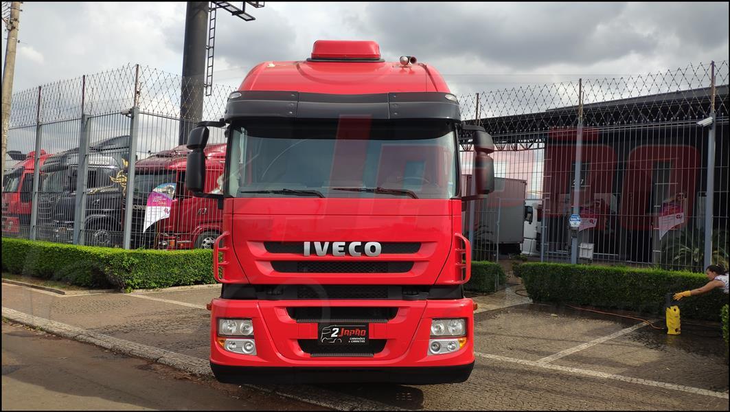 IVECO STRALIS 480 417000km 2012/2013 2 Japão Caminhões e Carretas