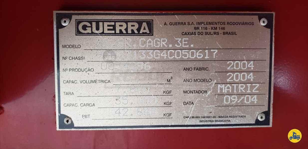 SEMI-REBOQUE GRANELEIRO  2004/2004 Rebocks