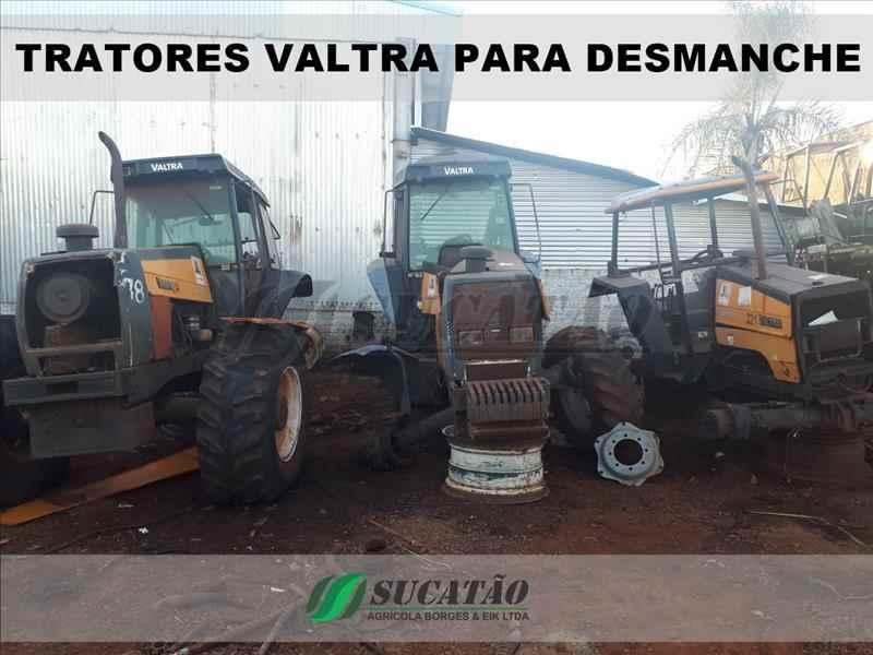 VALTRA VALTRA BH 180  2018/2018 Sucatão Tratores e Peças