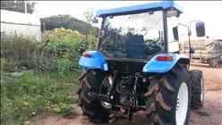 NEW HOLLAND NEW TL 75  2012/2012 Fortral - New Holland