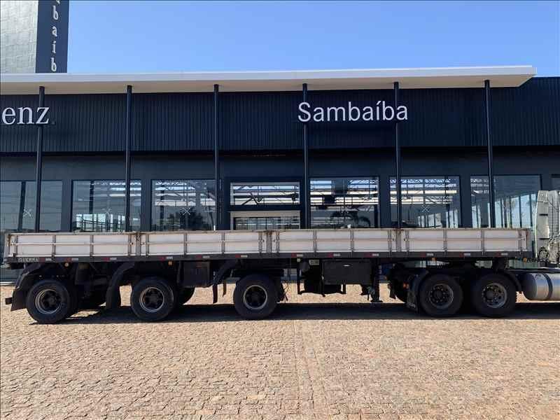 SEMI-REBOQUE CARGA SECA  2009/2010 Sambaíba Select Seminovos