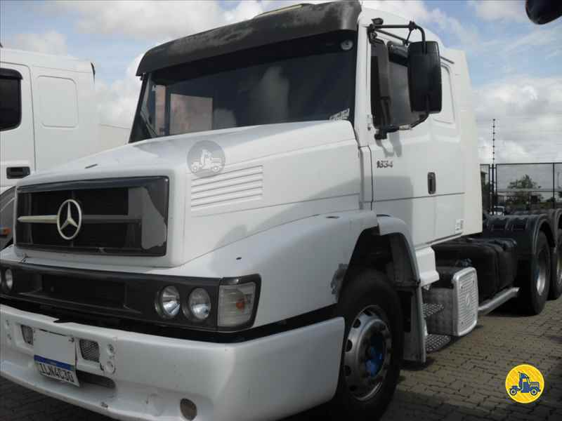 MERCEDES-BENZ MB 1634  2003/2003 Eldorado Caminhões - DAF